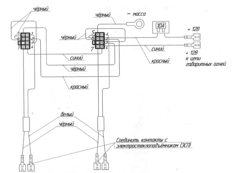 Фото №2 - как установить стеклоподъемник на ВАЗ 2110