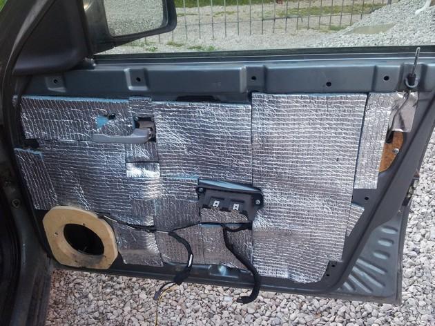 Установка стеклоподъемников ФОРВАРД в передние двери ВАЗ-2171. Рис 5