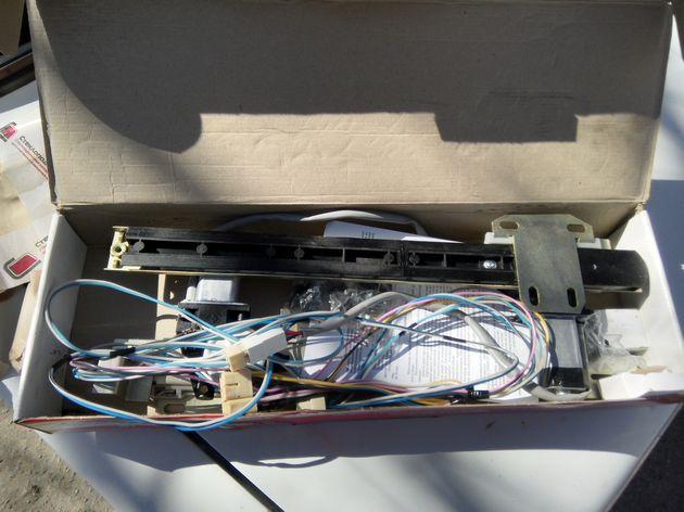 Установка стеклоподъемников ФОРВАРД на ВАЗ-2106 в передние двери. Рис. 3