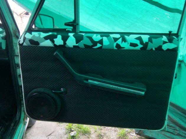 Установка стеклоподъемников ФОРВАРД на ВАЗ-2106 в передние двери. Рис. 4