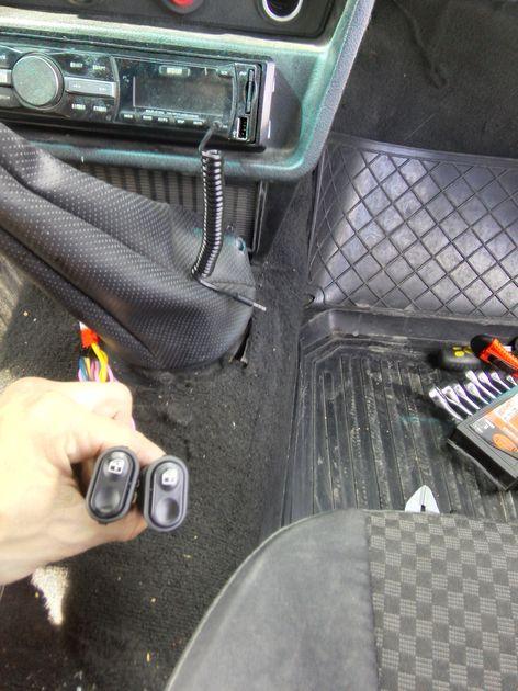 Установка стеклоподъемников ФОРВАРД на ВАЗ-2106 в передние двери. Рис. 16