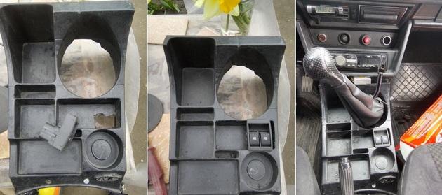 Установка стеклоподъемников ФОРВАРД на ВАЗ-2106 в передние двери. Рис. 17
