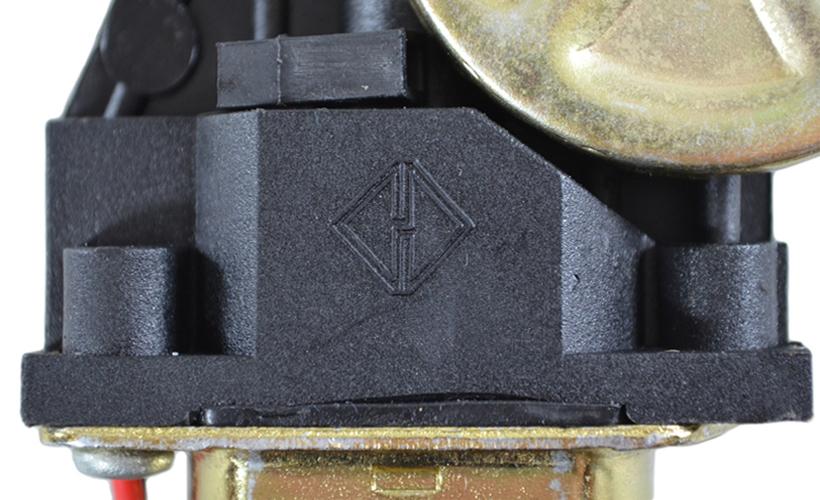 У оригинальных «ФОРВАРДов» на корпусе редуктора стоит фирменный знак Технических систем