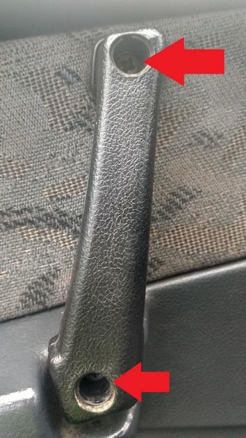 """Установка стеклоподъемников """"ФОРВАРД"""" в передние двери ВАЗ-2109. Рис. 6"""