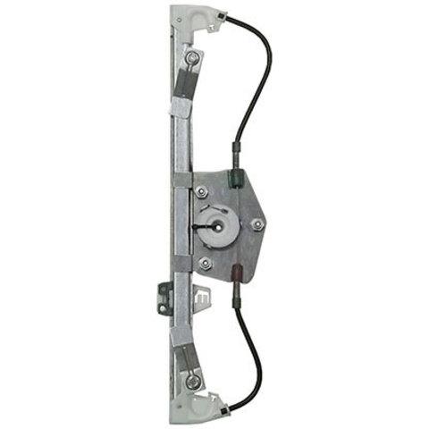 Электрический стеклоподъемник БМВ Х1 (Е84) задний левый