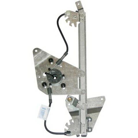 Электрический стеклоподъемник Ауди A6 (С5) задний правый