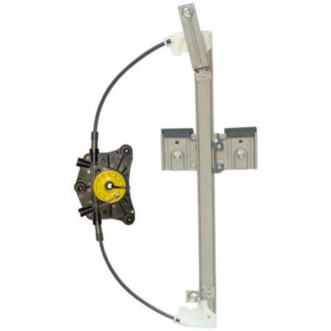Электрический стеклоподъемник для Ауди A4 (Б8) задний правый