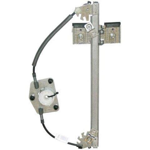 Электростеклоподъемник LIFT-TEK без моторедуктора для Skoda Fabia II (передний правый)