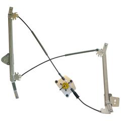 Электрический стеклоподъемник Ауди TT (8J) передний левый