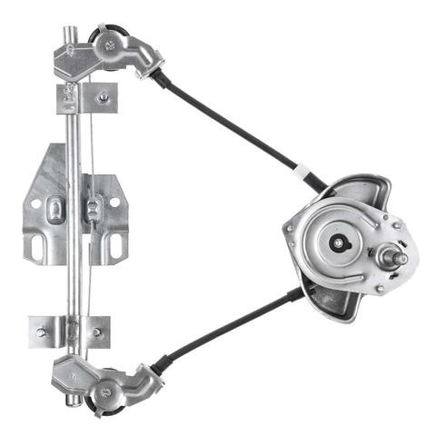 Стеклоподъемник ВАЗ-2109 задний левый механический