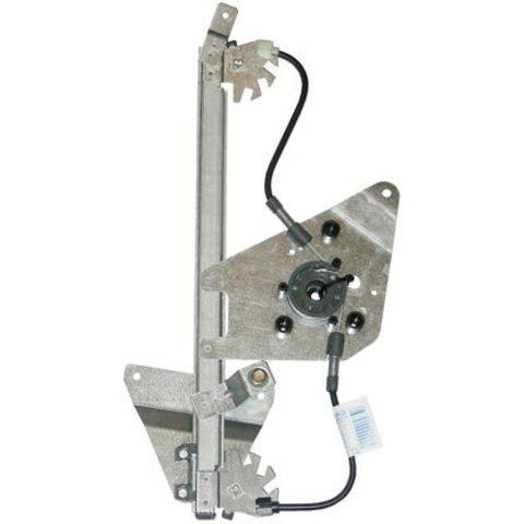 Электрический стеклоподъемник Ауди A6 (С5) задний левый