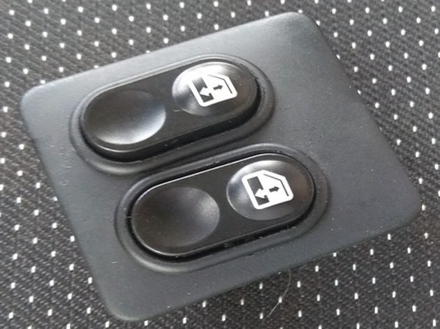 "Установка передних и задних электростеклоподъемников ""ФОРВАРД"" на Chevrolet NIVA. Рис 6"