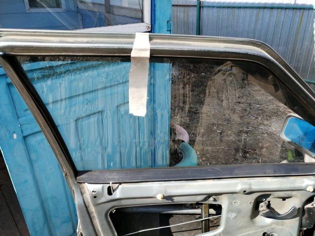 Установка рычажных стеклоподъемников на ВАЗ-2114. Рис. 4