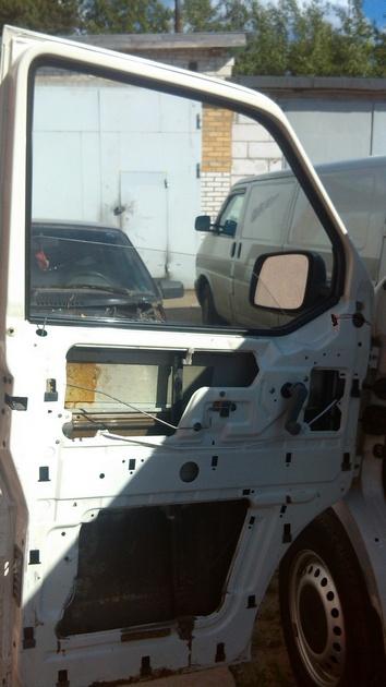 """Установка на VW Transporter T4 электростеклоподъемников """"ГРАНАТ"""" и доводчика стеклоподъемников Pandora DWM-210 Рис. 7"""
