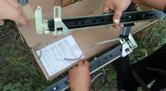 Видеоотчет об установке электротеклоподъемников ФОРВАРД на КамАЗ