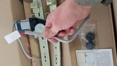 ФОРВАРД: Распаковка передних электростеклоподъемников для ВАЗ-2109