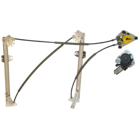 Электрический стеклоподъемник Ауди A1 (8X1) передний левый