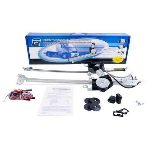 Электростеклоподъемники для Nissan Primastar, Opel Vivaro и Renault Trafic II - комплект