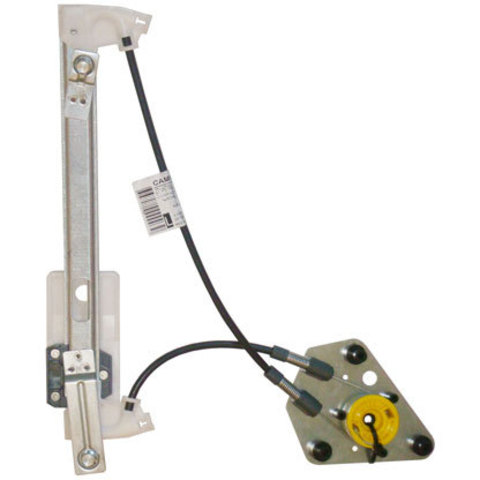 Электрический стеклоподъемник Фольксваген Поло 5 задний левый