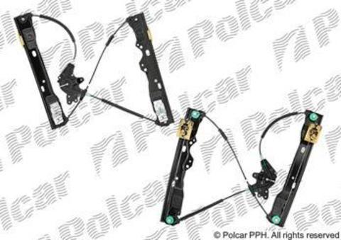 32C1PSG2 Электростеклоподъемник Polcar для Ford Focus III передний правый без моторедуктора