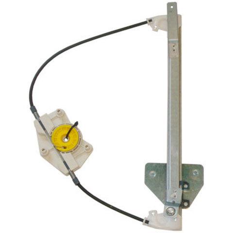 Электрический стеклоподъемник Ауди A4 (B6) и (B7) и Сеат Эксео задний правый