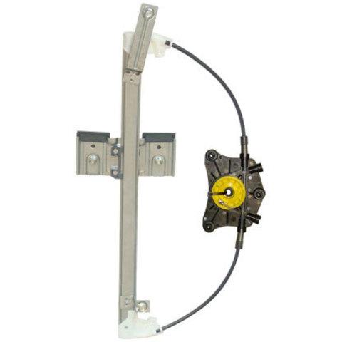 Электрический стеклоподъемник Ауди A4 (Б8) задний левый