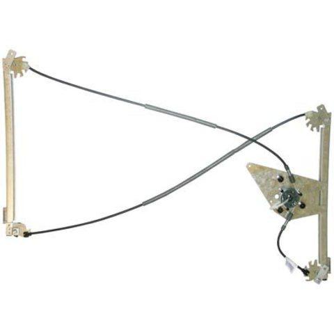 Электрический стеклоподъемник Ауди A3 (8L) 3 дв. передний левый