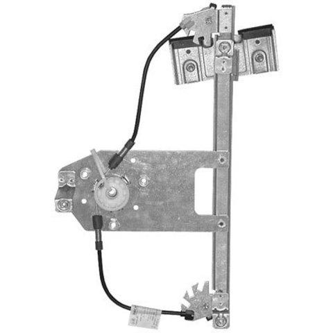Электростеклоподъемник LIFT-TEK без моторедуктора для Skoda Octavia I (задний правый)