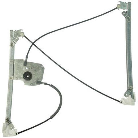 Электрический стеклоподъемник Ауди A3 (8L) передний правый
