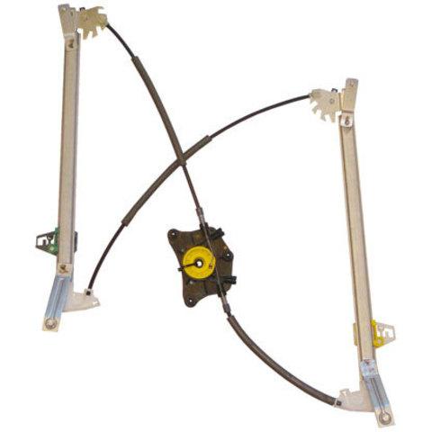 Электрический стеклоподъемник Ауди ку 5 передний левый