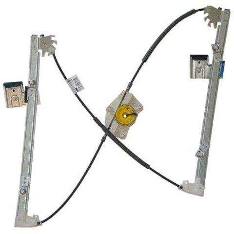 Электростеклоподъемник LIFT-TEK без моторедуктора для Skoda Fabia I (передний правый)