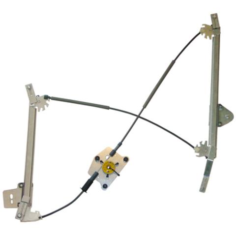 Электрический стеклоподъемник Ауди TT (8J) передний правый