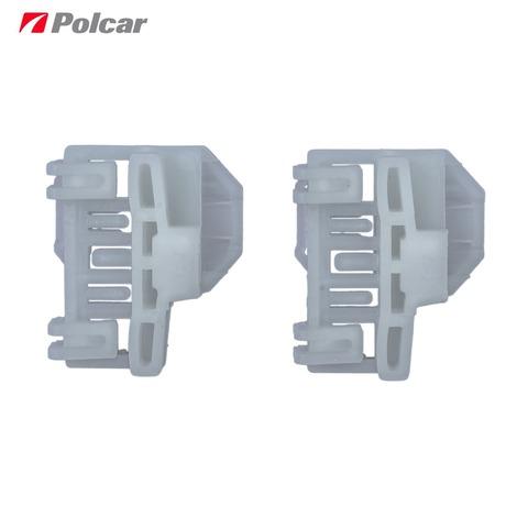 Рем. комплект стеклоподъемника Volkswagen Passat (B5) и Polo Mk3 (6N) 5 дв., Audi A4 (B5) и Skoda Superb (B5) переднего левого (Polcar ZN20123)