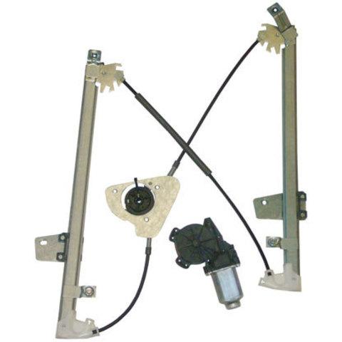 Электрический стеклоподъемник Ниссан Кашкай 1 передний правый