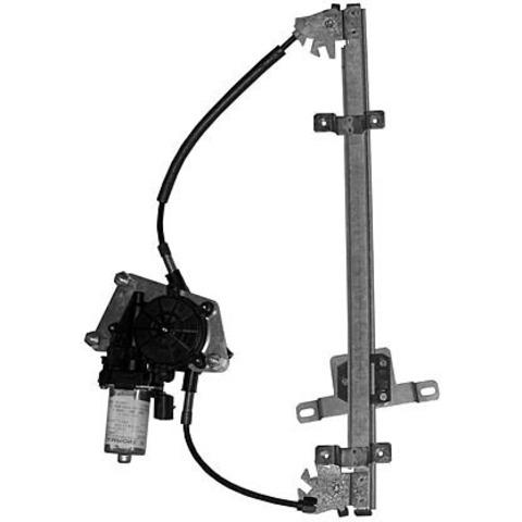 Электростеклоподъемник LIFT-TEK для Nissan Primera II (передний правый)