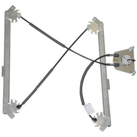 Электрический стеклоподъемник Ауди A3 (8PA) и (8VA) передний левый